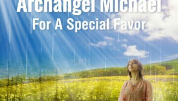 How To Ask Archangel Michael For A Special Favor (5 Signs He's With You!)